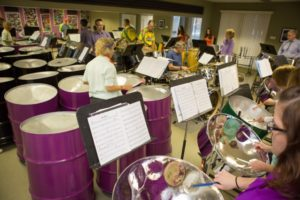 steel drum class